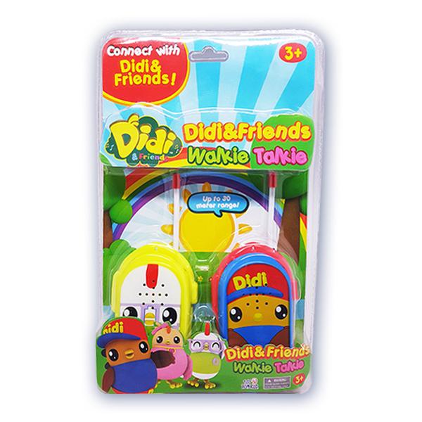Didi and Friends Walkie Talkie for Children