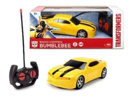 Transformer Toys Malaysia - Radio-controlled Bumblebee Car