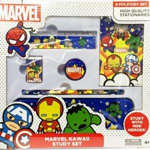 Marvel Toys Malaysia Study Set