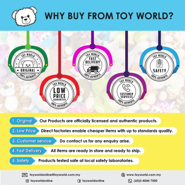 Why Buy from us simplified